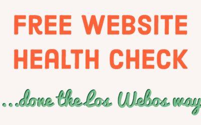 Free Website Checkup
