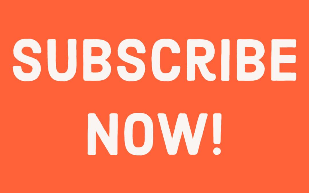 Subscribe to the Los Webos YouTube channel!
