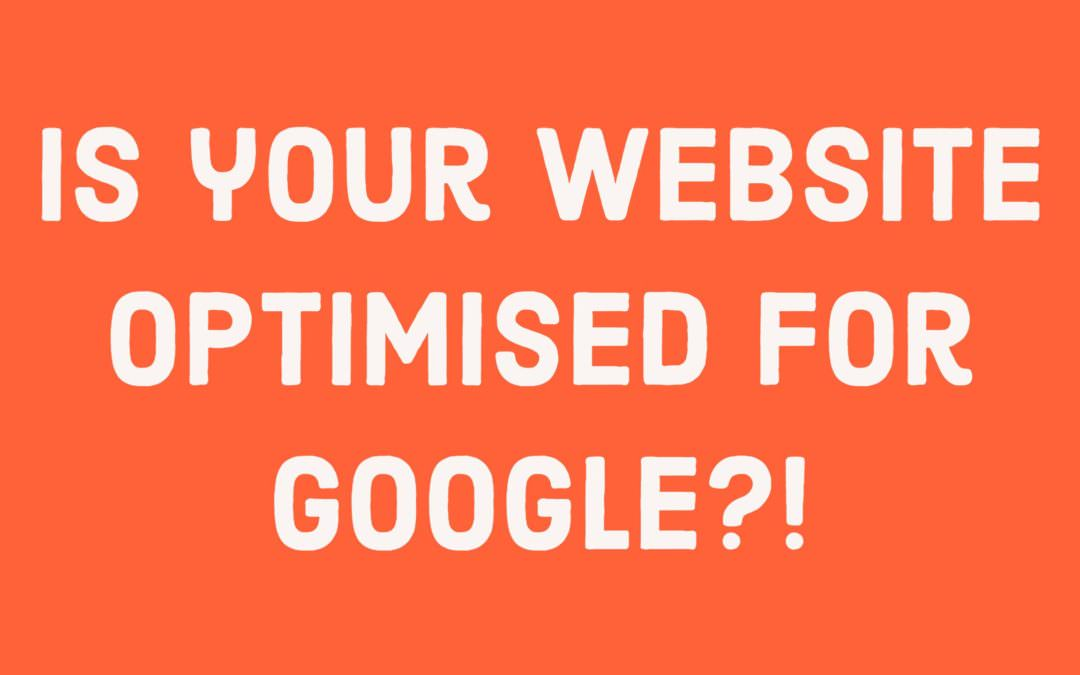 Try this SEO experiment to see how optimised your website is!