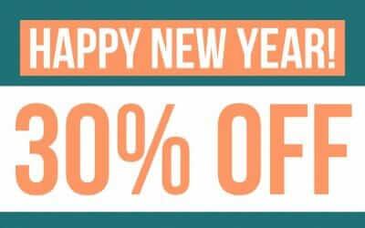New Year – New Start – New Website